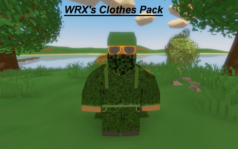 WRX's Clothes Pack